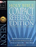 Holy Bible Compact Reference Edition, Thomas Nelson, 0840729596