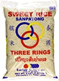 Thai Sticky Rice (Sweet Rice) 5 Lbs