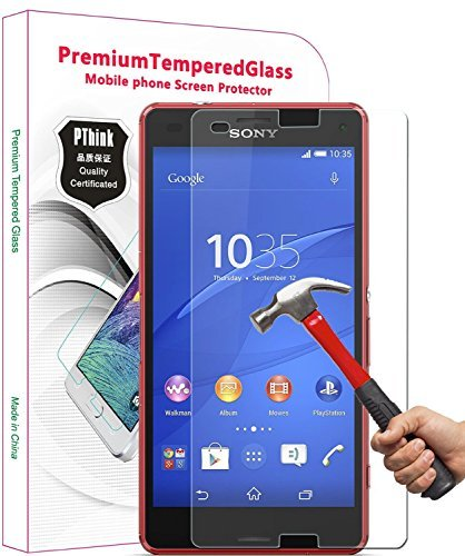 Sony Xperia Z3 Tempered Glass Screen Protector - 2