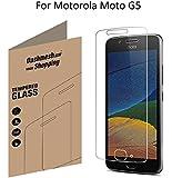 Dashmesh Shopping Premium Tempered Glass Protector For Motorola Moto G5