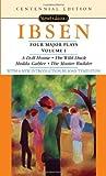 Henrik Johan Ibsen - Four Major Plays, Henrik Ibsen, 0451530225