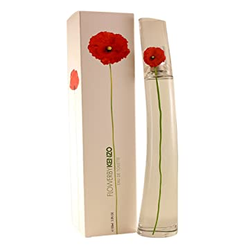 e9379a89 Amazon.com : Flower by Kenzo 100ml 3.4 OZ EDT Spray : Flower De ...