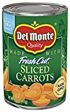 Del Monte Sliced Carrots, 14.5 oz (2 Pack)