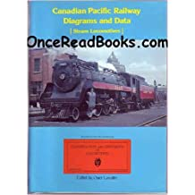 Canadian Pacific Railway diagrams and data: Steam locomotives : reproduced in 1985 from the official book, Classification and dimensions of locomotives, January 1945