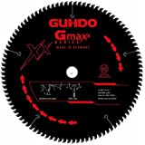 DCT (Special Projects) 2400.120N96 12-Inch 96 Negative Hook Teeth Carbide Tipped Laminate Circular Saw Blade
