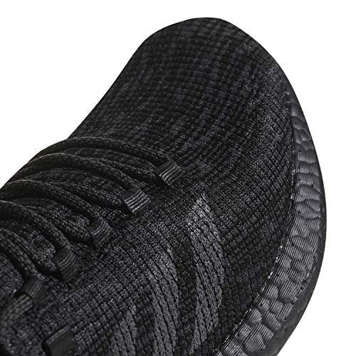 adidas Pureboost Black/Dark Grey Running Shoes (BB6288)