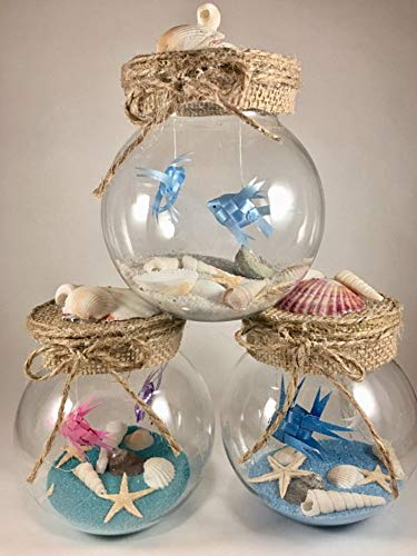 Amazon Origami Fish Bowl Set5 Unique Party Decor Beach Wedding