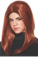 Marvel Captain America: The Winter Soldier, Black Widow Child's Costume Wig
