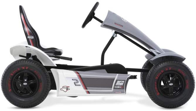 Berg Race GTS XXL-BFR Grey Go Kart