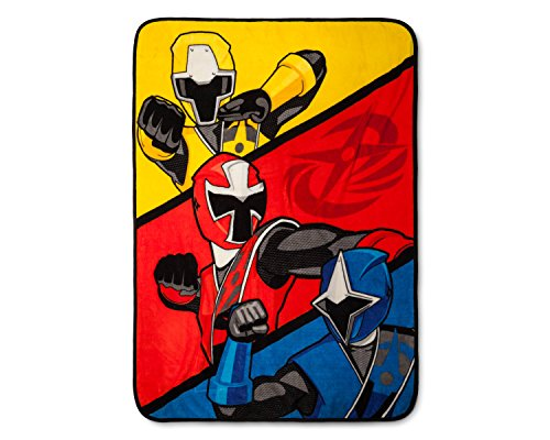 Power Rangers Blankets - 1