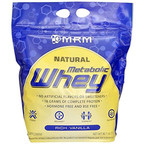 MRM Metabolic Whey Vanilla 5 Pounds
