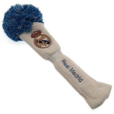 Real Madrid FC - Funda oficial para palos de golf con pom ...