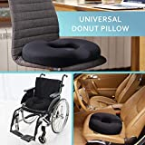 Donut Pillow Hemorrhoid Tailbone Cushion