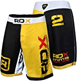 RDX Weight Lifting Gloves Leather for Gym Workout - Breathable with Anti Slip Palm Protection - Great for Fitness, Bodybuilding, Powerlifting, Strength Training, Weightlifting, Cycling & Exercise