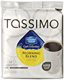 tassimo 12 oz - Tassimo Maxwell House Cafe Collection Mild Morning Blend Coffee 14-Count  (Pack of 2)