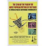 Funny Girl Movie Poster Print (27 x 40)
