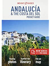 Insight Guides Pocket Andalucia & Costa del Sol (Travel Guide with Free eBook)