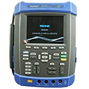 Hantek DSO8102E 100Mhz Digital Storage Oscilloscope 1GSa/s 2M Memory Depth Six in One: Oscilloscope/Recorder/DMM/ Spectrum Analyzer/Frequency Counter/Arbitrary Waveform Generator