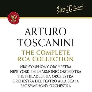 Arturo Toscanini: The Complete RCA Collection