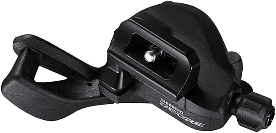 SHIMANO Deore Left 2-Speed Bicycle Shift Lever SL-M5100-L ESLM5100LB