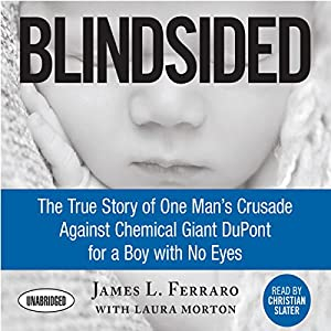 Blindsided Audiobook