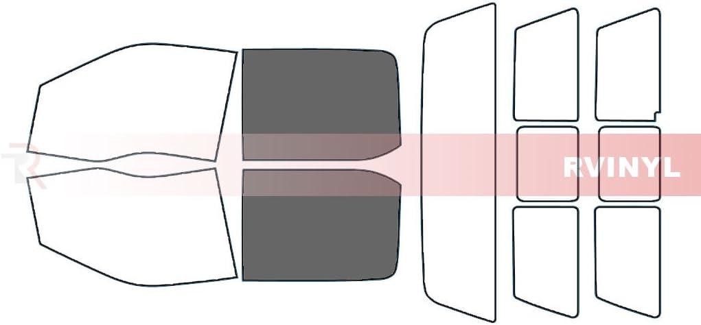 Rtint Window Tint Kit for Mini Countryman 2017-2020 20/% Back Kit