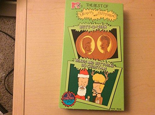 The Best of Beavis & Butt-head: Butt-O-Ween/ Beavis and Butt-Head Do Christmas (Beavis And Butthead Christmas Do)