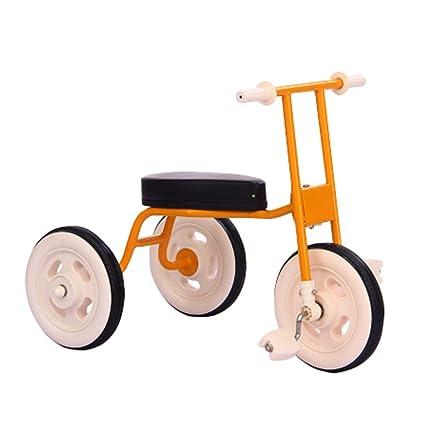 QWM-Las Bicicletas Infantiles para bebés Niños Carritos de Triciclo Carritos de bebé Niño Bicicletas