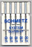 #8: Schmetz Elna Serger Chrome Needles Sz90/14 5 pk