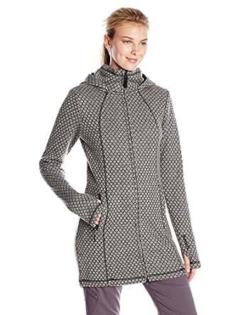 Bench Women S Jacquoater Sweater Jacket Jet Black Storm