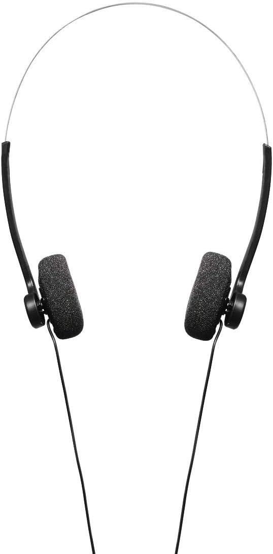 Hama Basic4music Schwarz Silber Ohraufliegend Kopfband Computer Zubehör