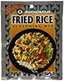 Kikkoman Fried Rice Seasoning Mix, 1-ounce Pack (Pack of 10)