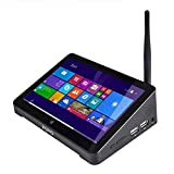 PIPO X8 Mini Pc Dual OS TV BOX Windows 8.1 & Android 4.4 Intel Z3736F Quad Core 2GB / 32GB Tv Box 7 Inch Screen Tablet