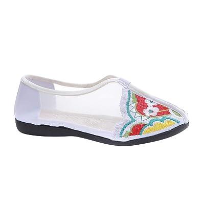 Daytwork Zapatos de Baile Mujeres - Damas Chino Estilo ...