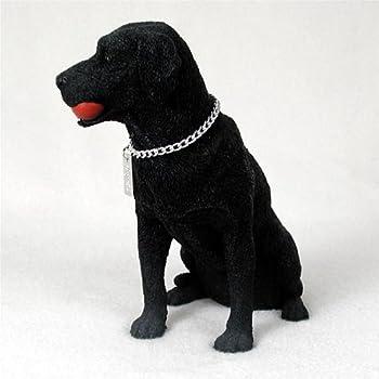 Amazon.com: Lab Retriever Black Figurine: Home & Kitchen