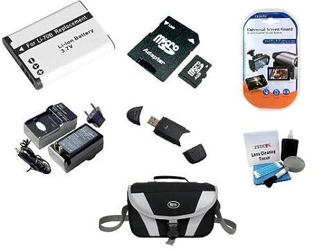 Profesional Kit de accesorios para Olympus VG-160, VG-140 ...