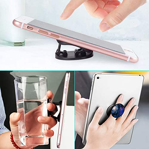 3 Pack New Version Phone Holder Galaxy Nebula Grip Stand Finger Holder for Smartphone and Tablets 51OPl hVJkL