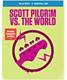 Scott Pilgrim vs. The World (Iconic Art SteelBook) [Blu-ray + Digital Copy + UltraViolet] (Bilingual)
