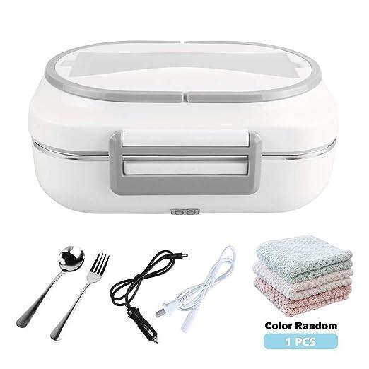 YOUDirect - Fiambrera eléctrica portátil para uso en coche (12 V ...