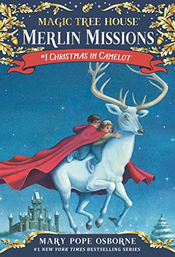 Christmas in Camelot (Magic Tree House (R) Merlin Mission Book 1)]()