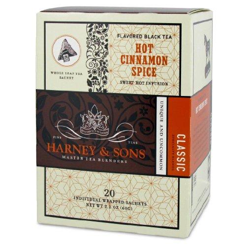 Harney Sons Cinnamon Flavored Sachets