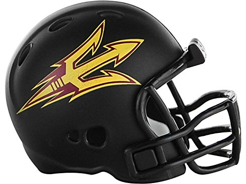 Riddell NCAA Arizona State Sun Devils Helmet Pocket ProHelmet Pocket Pro VSR4 Style, Team Colors, One Size