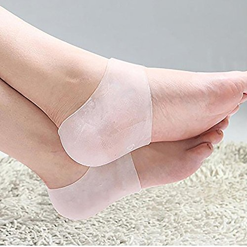 Silicone Gel Insoles for High-Heels Us Size 4 1 Pair - 8