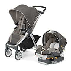 The Bravo Trio System is the new, innovative tri-modal stroller platform from Chicco. The Bravo Trio System is designed exclusively for use with the #1 rated Chicco KeyFit 30 Infant Car Seat. The Bravo provides three unique modes of use to ad...