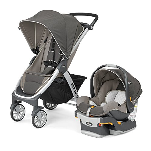 Chicco Bravo Trio Travel System, Papyrus by Chicco