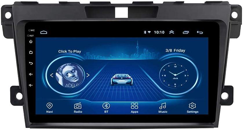 Dr Lefran Auto Navigation 9 Android 9 0 Autoradio Radio Stereo Head Unit Für Mazda Cx 7 2007 2015 Auto Dvd Gps Player System Wifi Bluetooth 4g Wifi 1g 32g Sport Freizeit