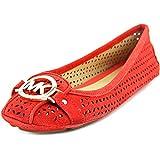 Michael Michael Kors Fulton Flats Zapatos Mocasín de la mujer