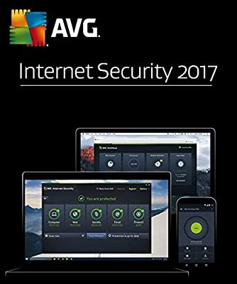 AVG Internet Security 2017 1 User 1 Year - OEM