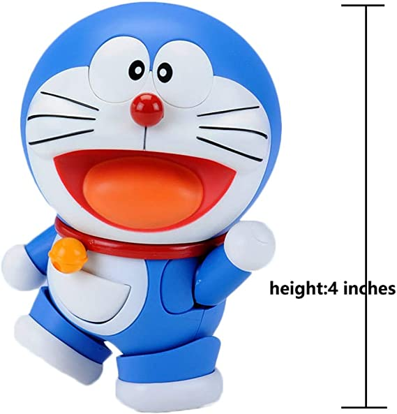 Yingjianjun Doraemon Doraemon Nobita Nobi Figura de acción de ...