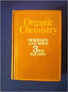Re Morrison and Boyd Organic Chemistry Free PDF Ebook Download